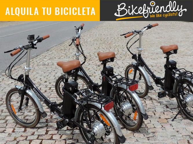 Alojamiento Bike friendly en Casar de Cáceres